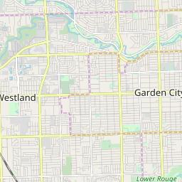 Zipcode 48135 Garden City Michigan Hardiness Zones