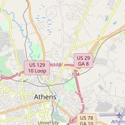 Map Of Georgia Athens.Athens Georgia Hardiness Zones