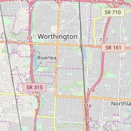 Worthington Ohio Hardiness Zones