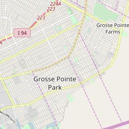 Grosse Point Michigan Map.Zipcode 48236 Grosse Pointe Michigan Hardiness Zones