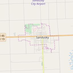 Zipcode 48471 Sandusky Michigan Hardiness Zones