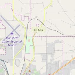 Mansfield Ohio Zip Code Map.Zipcode 44905 Mansfield Ohio Hardiness Zones
