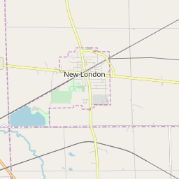 New London Ohio Map.New London Ohio Hardiness Zones