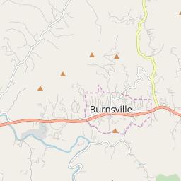 Zipcode 28714 Burnsville North Carolina Hardiness Zones