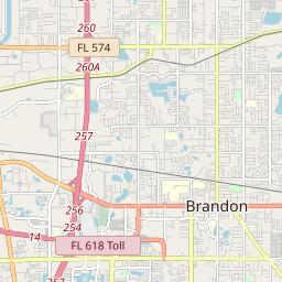 Zipcode 33511 Brandon Florida Hardiness Zones