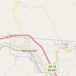Zipcode 45764 Nelsonville Ohio Hardiness Zones