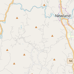 Zipcode 28657 Newland North Carolina Hardiness Zones