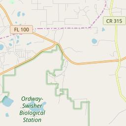 Melrose Florida Map.Zipcode 32666 Melrose Florida Hardiness Zones