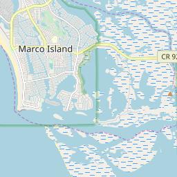 Zipcode 34145 - Marco Island, Florida Hardiness Zones