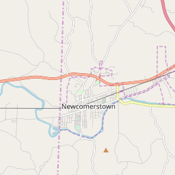 Newcomerstown Ohio Map.Newcomerstown Ohio Hardiness Zones