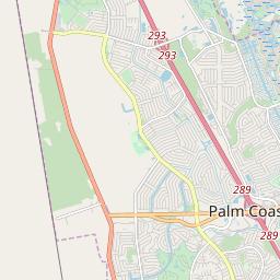 Map Of Palm Coast Florida.Palm Coast Florida Hardiness Zones