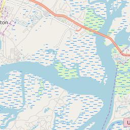 Zipcode 29915 - Daufuskie Island, South Carolina Hardiness Zones on