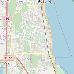 Titusville Florida Map.Titusville Florida Hardiness Zones