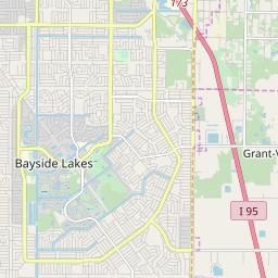 Palm Bay Florida Zip Code Map.Zipcode 32909 Palm Bay Florida Hardiness Zones