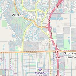 Map Of Miramar Florida.Miramar Florida Hardiness Zones