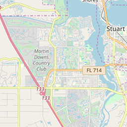 Map Of Stuart Florida.Stuart Florida Hardiness Zones