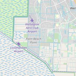 Map Of Wellington Florida.Wellington Florida Hardiness Zones