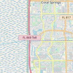 Margate Florida Map.Margate Florida Hardiness Zones