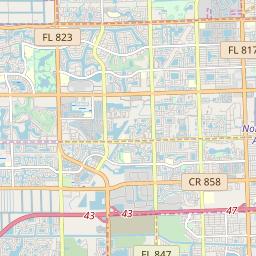 Miramar Florida Hardiness Zones