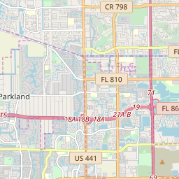 Map Of Coral Springs Florida.Coral Springs Florida Hardiness Zones
