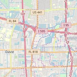 Davie Florida Map.Davie Florida Hardiness Zones