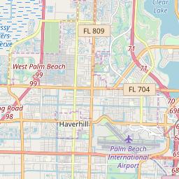 Lake Worth Fl Zip Code Map.Zipcode 33461 Lake Worth Florida Hardiness Zones