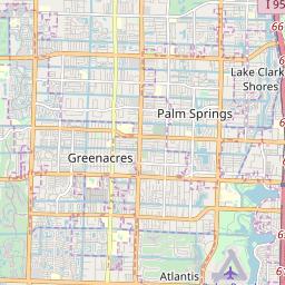 Lake Worth Zip Code Map.Zipcode 33463 Lake Worth Florida Hardiness Zones