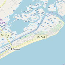 Mount Pleasant Sc Zip Code Map.Zipcode 29464 Mount Pleasant South Carolina Hardiness Zones