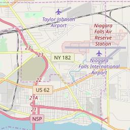 Niagara Falls Zip Code Map.Zipcode 14304 Niagara Falls New York Hardiness Zones
