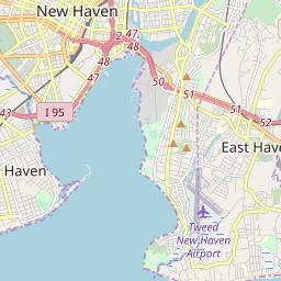 New Haven Zip Code Map.Zipcode 06511 New Haven Connecticut Hardiness Zones