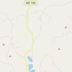 Porter Maine Map.Zipcode 04068 Porter Maine Hardiness Zones