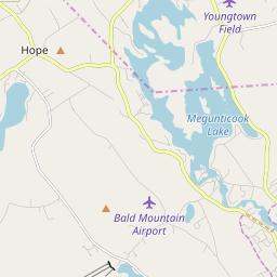 Zipcode 04856 Rockport Maine Hardiness Zones