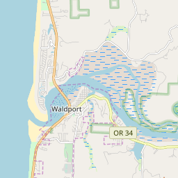 Waldport Oregon Hardiness Zones