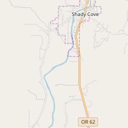 Shady Cove Oregon Hardiness Zones