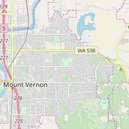 Mt Vernon Washington Map.Mount Vernon Washington Hardiness Zones