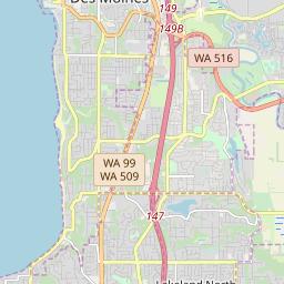 Zipcode 98003 Federal Way Washington Hardiness Zones