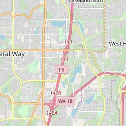Zipcode 98023 Federal Way Washington Hardiness Zones