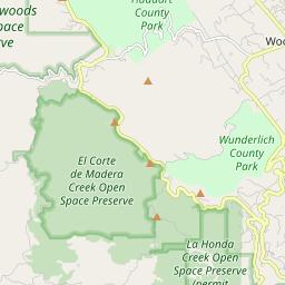 Woodside California Hardiness Zones