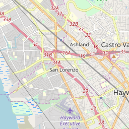 Castro Valley California Hardiness Zones