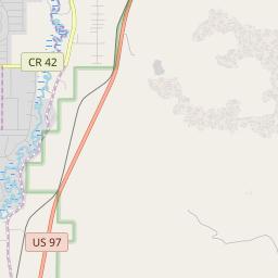 Sunriver, Oregon Hardiness Zones on