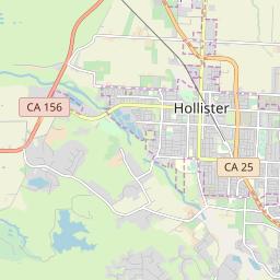 Hollister California Hardiness Zones