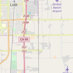 Lodi California Hardiness Zones