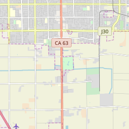 Map Of California Visalia.Zipcode 93277 Visalia California Hardiness Zones