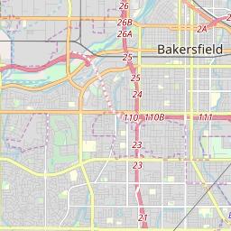 Zipcode 93309 Bakersfield California Hardiness Zones