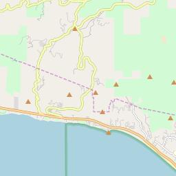 Malibu Zip Code Map.Zipcode 90265 Malibu California Hardiness Zones