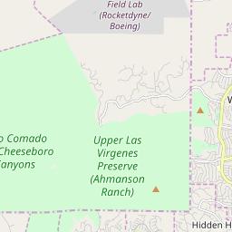 Calabasas California Hardiness Zones