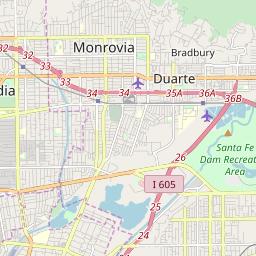 La Puente Zip Code Map.Zipcode 91744 La Puente California Hardiness Zones
