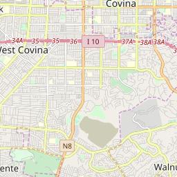 Hacienda Heights California Hardiness Zones