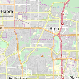 La Mirada Zip Code Map.Zipcode 90638 La Mirada California Hardiness Zones