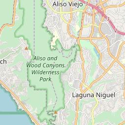 Zipcode 92677 Laguna Niguel California Hardiness Zones